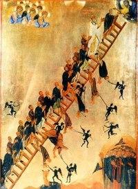 Икона «Лестница Иакова»