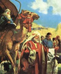 Исход Аврама из Египта