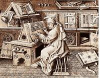 Переписчик книг
