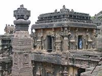 Пещерный храм Индии