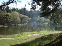 Озеро за домом