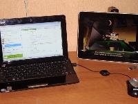 iPad & EeePC