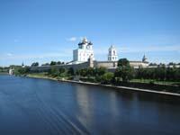 Троицкий собор в г.Псков.