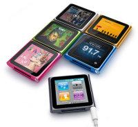 Фото: новый iPod nano